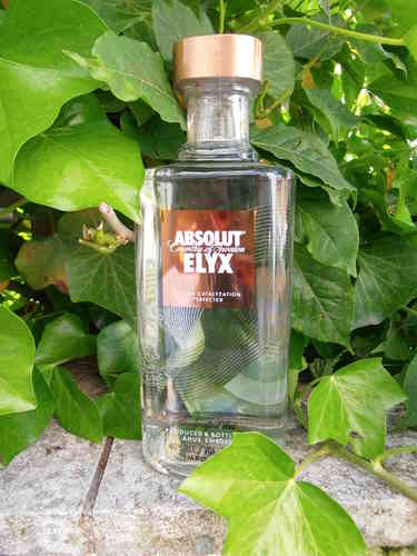 Vodka Elyx, 40% Vol., 0,7 l Flasche