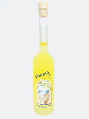 Limoncello, 29 %Vol., 0,5 l Fl.